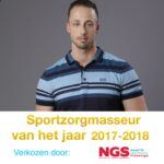 Rob Holt Sportmassage, Masseur, Purmerend, Sportzorgmasseur van het Jaar, Masseur van het Jaar